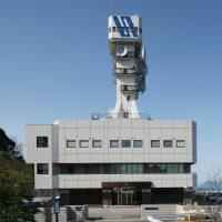備讃瀬戸海上交通センター(免震レトロフィット)