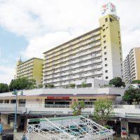 若葉台第1共同住宅3-7棟(免震レトロフィット)